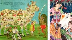 Uwaga! W Indiach nie noś skórzanej torby, bo pomyślą że to z krowy. - miniaturka
