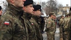 Szef MON w Żaganiu: Jesteście tu po to, by bronić naszej wolności - miniaturka