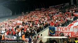 Tak polscy kibice śpiewali hymn na meczu z Izraelem! - miniaturka