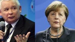 Kaczyński o Niemczech: Łączy nas sąsiedztwo i 100mld euro wymiany gospodarczej rocznie - miniaturka