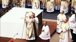 Dziś dzień w którym 37 lat temu św. Jan Paweł II został papieżem! - miniaturka
