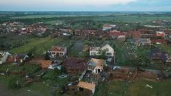 [Wideo] Czechy spustoszyło ogromne tornado. Polska pomoże w usuwaniu jego skutków - miniaturka
