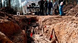 Odnaleziono ciała pomordowanych przez komunistów żołnierzy z NSZ - miniaturka