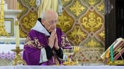 Dziękujemy za 65 lat kapłaństwa ojca Leona Knabita - miniaturka