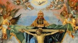 Wielka, niepojęta tajemnica Trójcy Świętej - miniaturka
