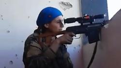 Piękna Kurdyjka strzela, Pan Bóg kule nosi - miniaturka