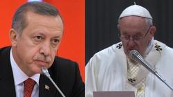 W co gra Recep Tayyip Erdoğan? Rozmowa z papieżem Franciszkiem o Izraelu - miniaturka