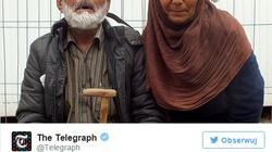 To jest motywacja! 110-letni Afgańczyk miesiąc zmierzał do Bawarii - miniaturka