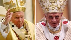 Błogosławieństwo Jana Pawła II osłoniło Benedykta XVI. Przed czym? PRZECZYTAJ! - miniaturka