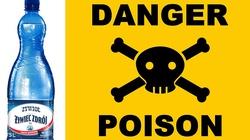 Danger-Niebezpieczeństwo! Ostrzegaj na FB. Zatruta woda - miniaturka