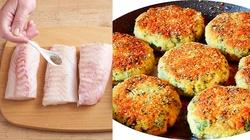 Fishcake, czyli ryba, ziemniak, jajko... i gotowe :) - miniaturka