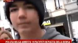 Włoska dziennikarka zaatakowana przez imigrantów w programie na Żywo! - miniaturka
