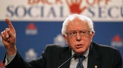 Radykalny socjalista Sanders wygrywa z Clinton - miniaturka