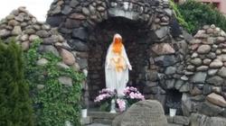 Znieważono figurkę Matki Boskiej na Dolnym Śląsku - miniaturka