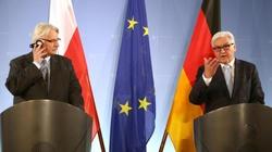 Niemcy muszą przestać warczeć na Polskę i zacząć dialog - miniaturka