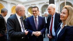 Premier wytłumaczył Niemcom istotę Nord Stream 2 cytatem z Lenina 'o sznurze' - miniaturka
