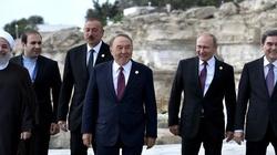 Morze Kaspijskie i pozorna klęska Rosji - miniaturka