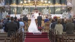 Koniec ,,Hallelujah'' na ślubie kościelnym - miniaturka