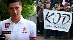 Lewandowski załatwił KOD! - miniaturka