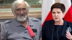 Kuczyński w amoku odpowiada Szydło: To wasze łajno, zjadajcie je sami!!! - miniaturka