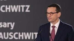 Premier Morawiecki: Polska jest strażnikiem prawdy o niemieckich zbrodniach - miniaturka