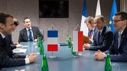 Morawiecki rozmawiał z Macronem o ''trudnych sprawach'' - miniaturka