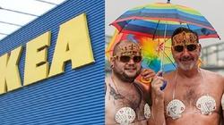 Żałosne! IKEA po stronie ZŁA - wypuszcza tęczową torbę - miniaturka