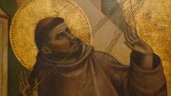 Krwawe stygmaty św. Franciszka z Asyżu - miniaturka