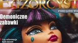 Egzorcysta ostrzega przed demonicznym wpływem popkultury - miniaturka