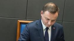 Brawo! Prezydent Duda nie podpisze ustawy o uzgodnieniu płci - miniaturka