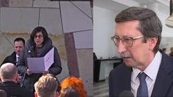 Prof. Jan Żaryn o Azari: Może trzeba poprosić tę panią, by opuściła to państwo - miniaturka