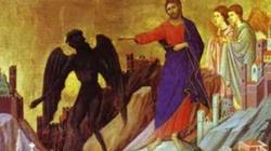 Dlaczego Jezus nie chciał, aby unieśli go Aniołowie? - miniaturka