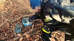 Policja rozbiła grupę amfetaminową. Produkowali w lesie - miniaturka