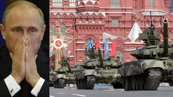 Moskwa pręży muskuły, aby ukryć zapaść finansów państwa - miniaturka