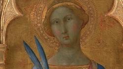 Św. Korona - patronka od epidemii - miniaturka