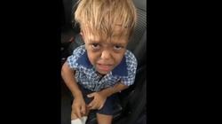Dramatyczne nagranie 9-latka cierpiącego na karłowatość - miniaturka