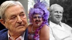 Grzegorz Strzemecki: Światowi plutokraci i LGBTQ przeciw demokracji: Zniszczymy wasze społeczeństwo - miniaturka
