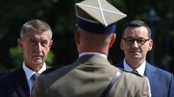 Premier Czech w Polsce. Podpisanie umowy wojskowej - miniaturka