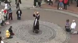Niesamowita ewangelizacja na ulicy wielkiego miasta - miniaturka