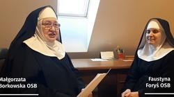 S. Małgorzata Borkowska: Klauzura 2020. Jak żyć? - miniaturka