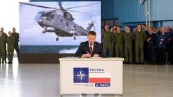 Modernizacja armii. Nowe śmigłowce dla Marynarki Wojennej - miniaturka