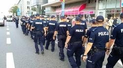 Marsz Powstania i blokada HGW. NASZA FOTORELACJA - miniaturka