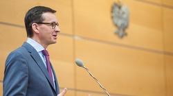 Premier Mateusz Morawiecki: Zadłużanie kraju to droga donikąd. Budujmy silną, wielką Polskę! - miniaturka