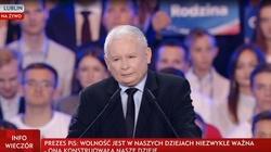 Jarosław Kaczyński: Poza Kościołem jest tylko nihilizm - miniaturka