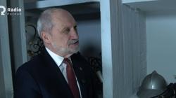 Antoni Macierewicz obnaża Konfederację. ZOBACZ WYWIAD - miniaturka