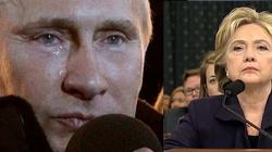 Rosyjskie media: Prezydent Clinton to zła wiadomość dla Rosji - miniaturka
