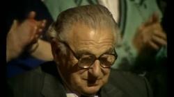Uratował 669 dzieci przed Holocaustem, nie wiedział, że to oni - zobacz reakcję - miniaturka