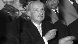 Ks. Jacek Grzybowski: Heidegger i narodowy socjalizm - miniaturka