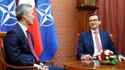 Spotkanie Morawiecki-Stoltenberg. O czym rozmawiali politycy? - miniaturka