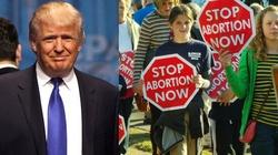 MOCNE słowa Trumpa o aborcji! Idą zmiany? - miniaturka